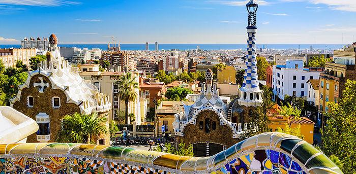 Барселона — самостоятельное путешествие