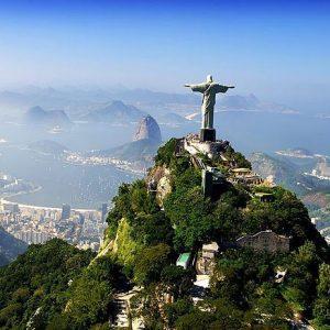 Культовые достопримечательности Бразилии