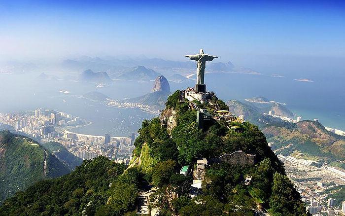 Культовые достопримечательности Бразилии - FREETURIST
