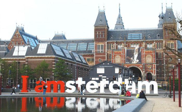 Сколько есть поводов съездить в Амстердам?