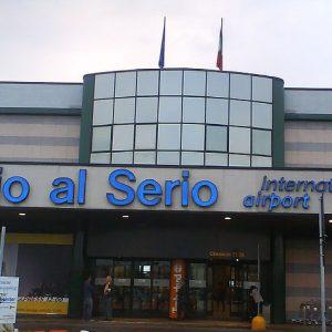 Как с аэропорта Милана доехать до нужного места?