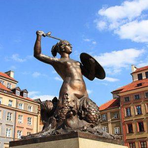 ВАРШАВА. Что посетить: секреты местных жителей