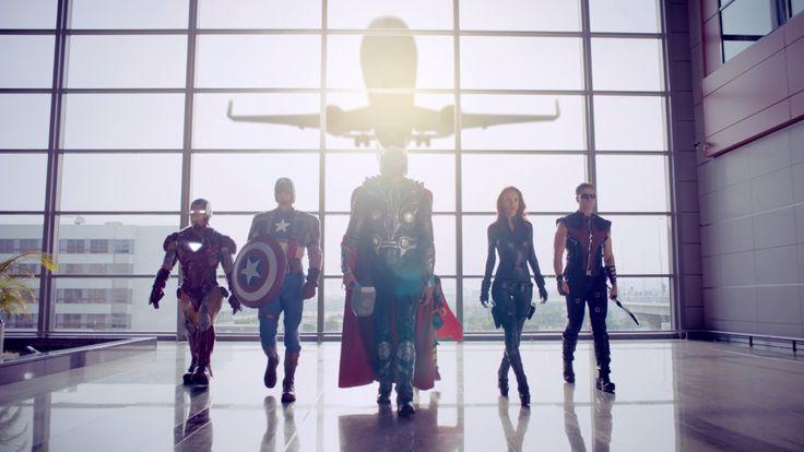 Готовы ли Вы летать, как супергерой?