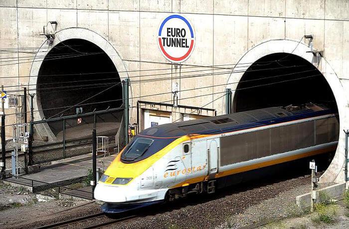 Евротоннель лучшие туннели мира Путешествие по самым знаменитым туннелям мира
