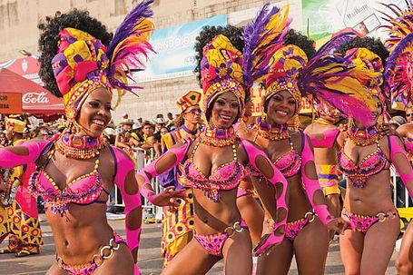 Колумбийский карнавал