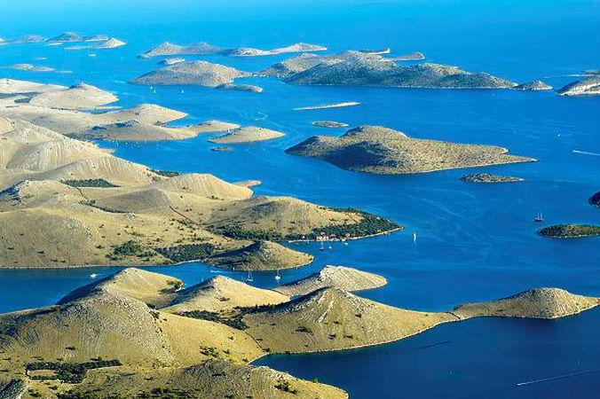 Национальный парк Корнати (Kornati National Park)