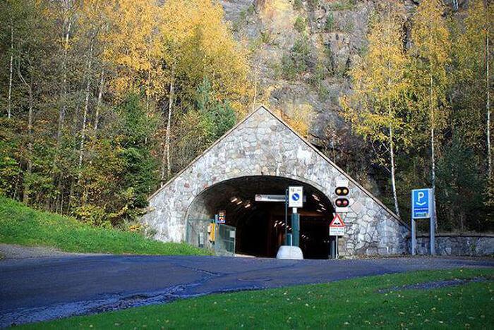 Норвежская «Спираль» лучшие туннели мира Путешествие по самым знаменитым туннелям мира