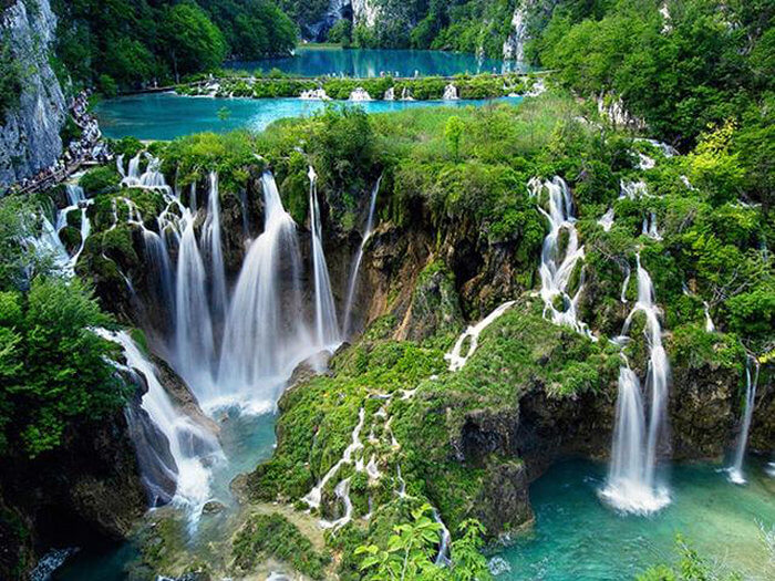 Удивительные места в Хорватии