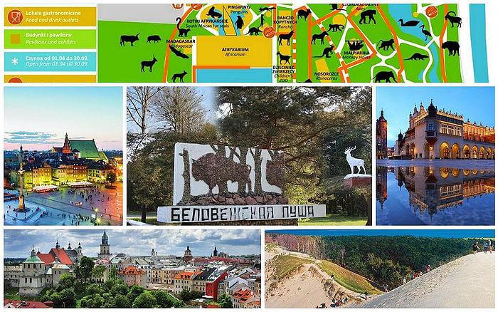 Польша: куда поехать отдохнуть
