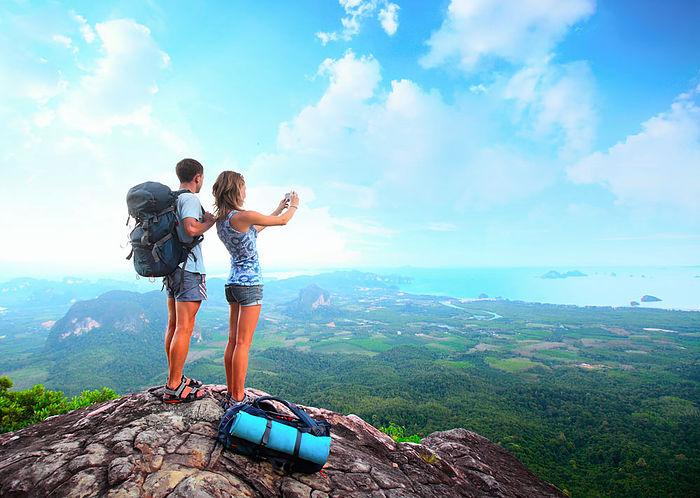 Самостоятельное путешествие с одним рюкзаком