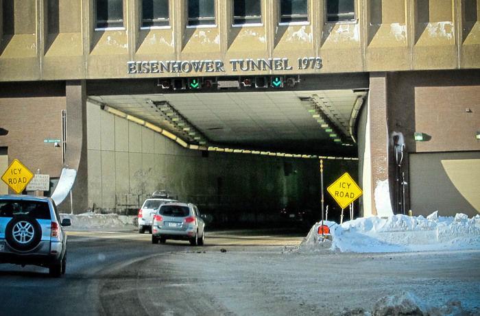 Туннель Эйзенхауэра лучшие туннели мира Путешествие по самым знаменитым туннелям мира