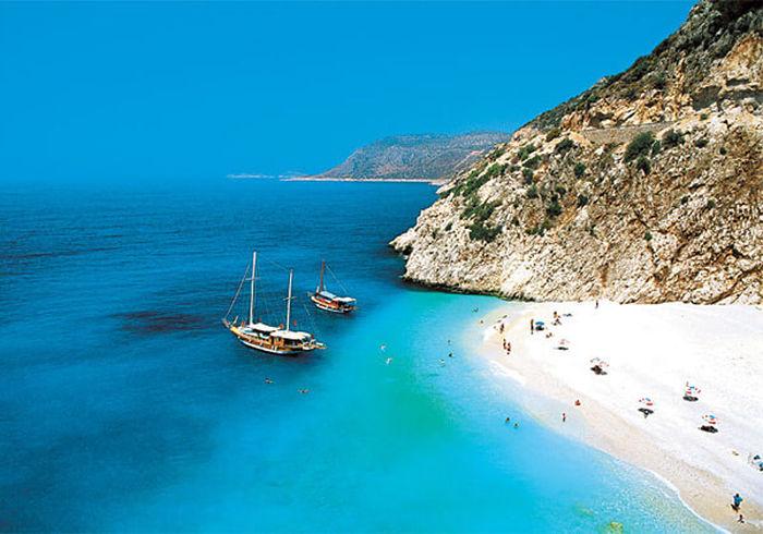 Самые красивые пляжи Турции: топ 7