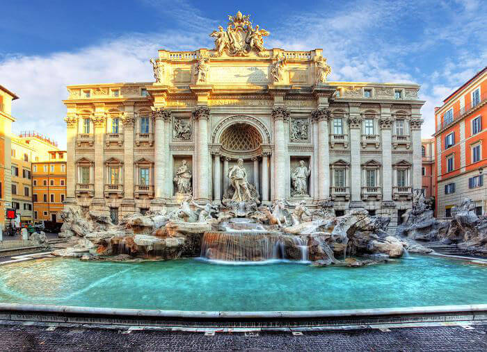 Бесплатные достопримечательности Рима