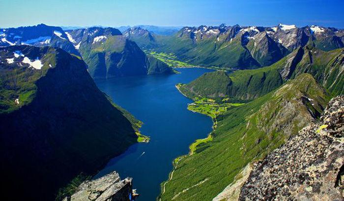 Фьорды. Норвегия 2