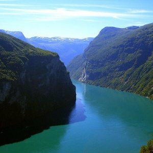 Фьорды (Норвегия) – подарок природы