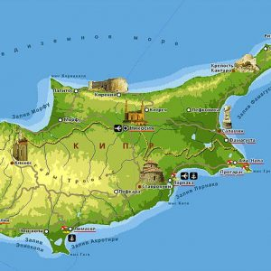 Как круто отдохнуть на Кипре?
