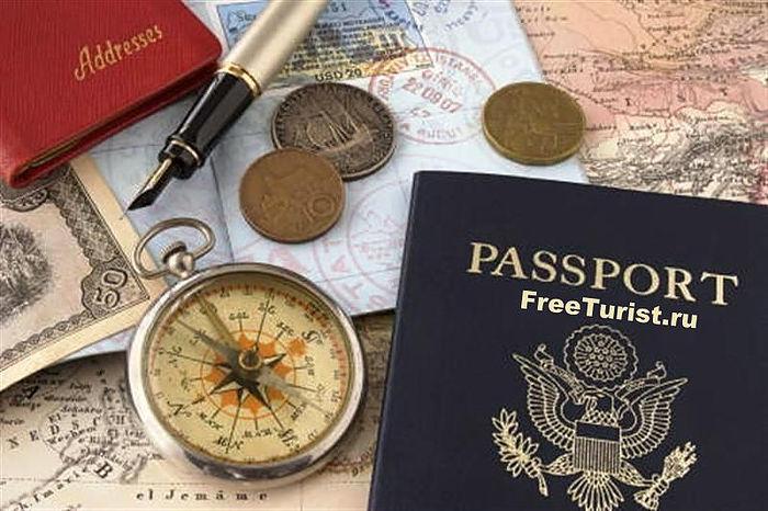 Что нужно делать, если Вы потеряли паспорт за границей?
