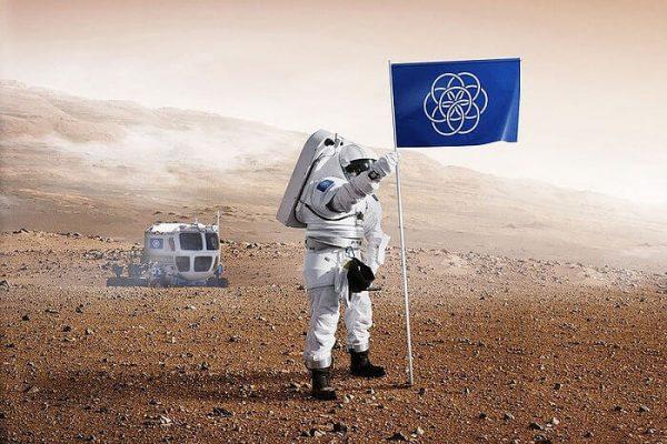 Создан флаг планеты Земля