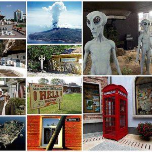 10 необычных городов мира