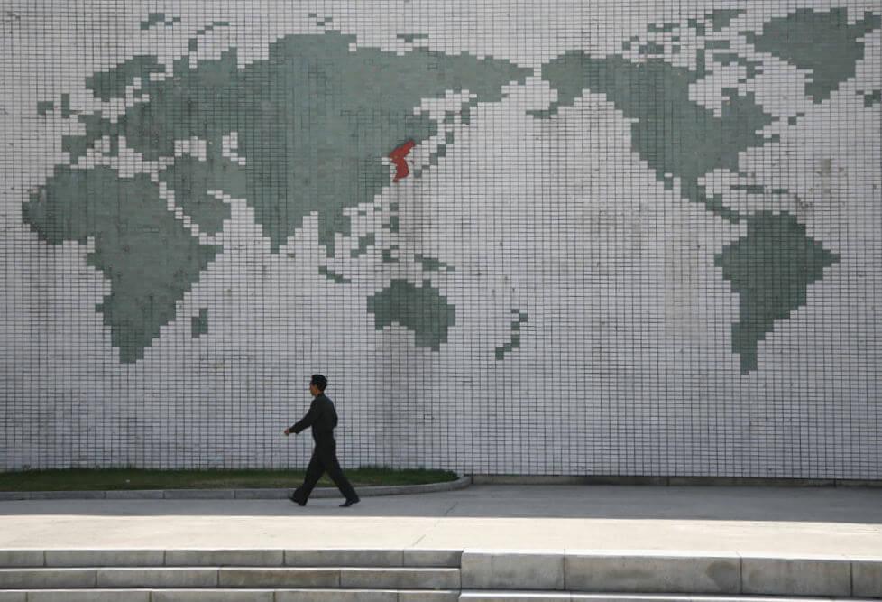 Северная Корея: другая земля, другие люди, другой мир