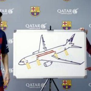 Qatar Airways про правила безопасности в самолете