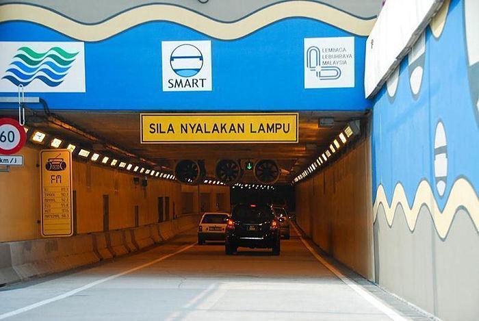 SMART лучшие туннели мира Путешествие по самым знаменитым туннелям мира