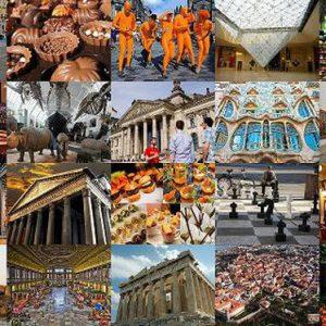20 бесплатных развлечений в городах Европы: