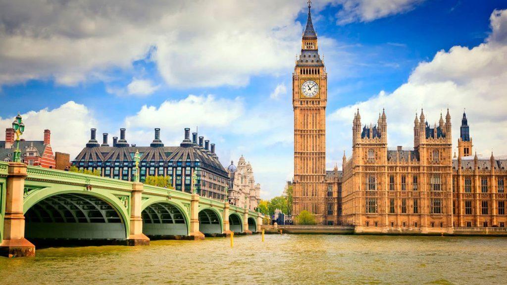 Семь чудес Лондона