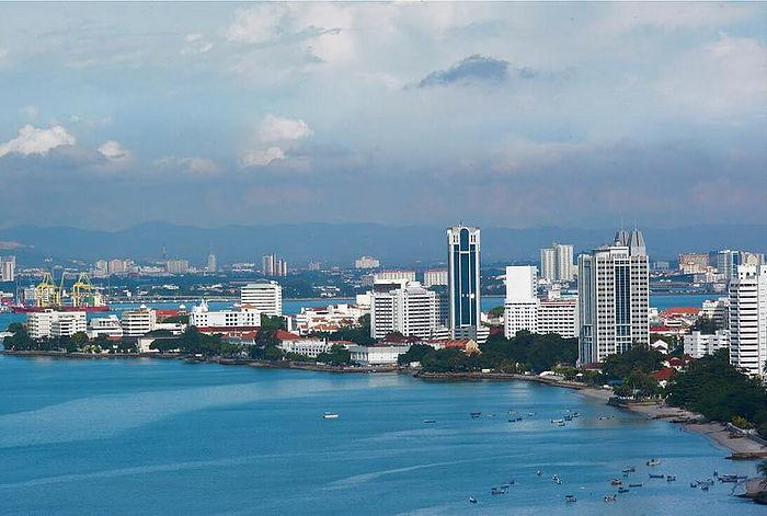 Малайзия: экскурсия в Джорджтаун, остров Пенанг