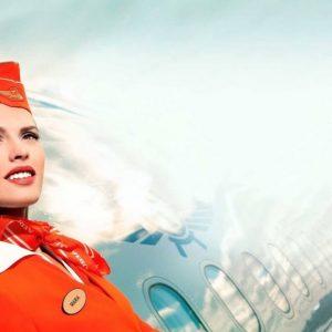 Аэрофлот: ролик предполётного инструктажа