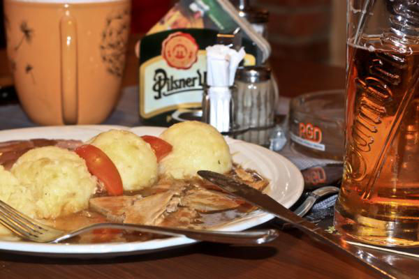 Что поесть в Праге
