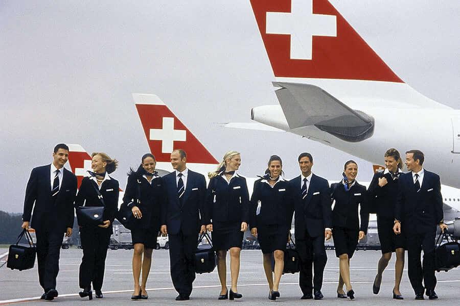 Авиакомпания SWISS стала сертифицированной авиакомпанией для аллергиков