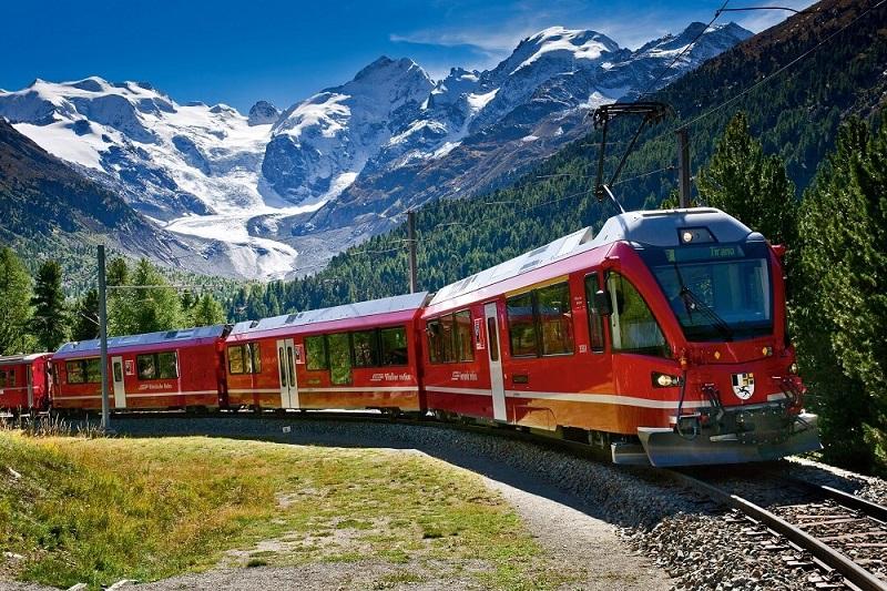 Один билет на поезд по всей Европе