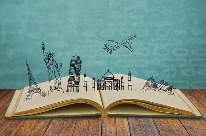 Книга о путешествиях скачать