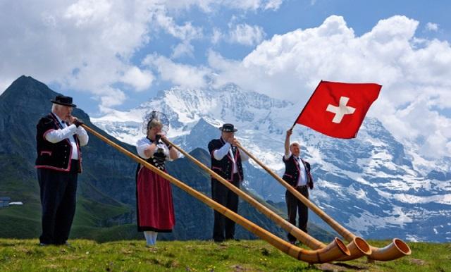 25 удивительных фактов о Швейцарии