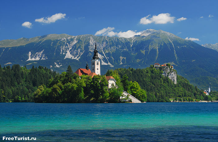 Словения: замки, снег и вино