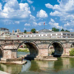 Путешествие в столицу Македонии
