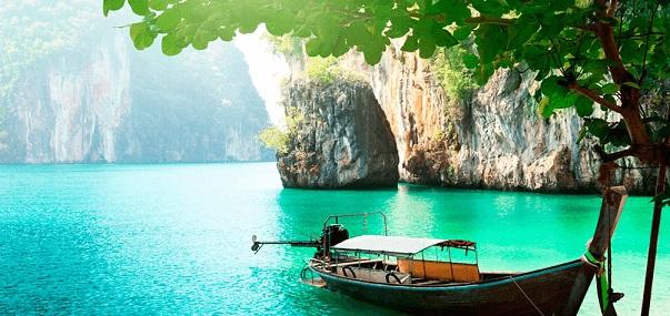 В Королевство Таиланд самостоятельно