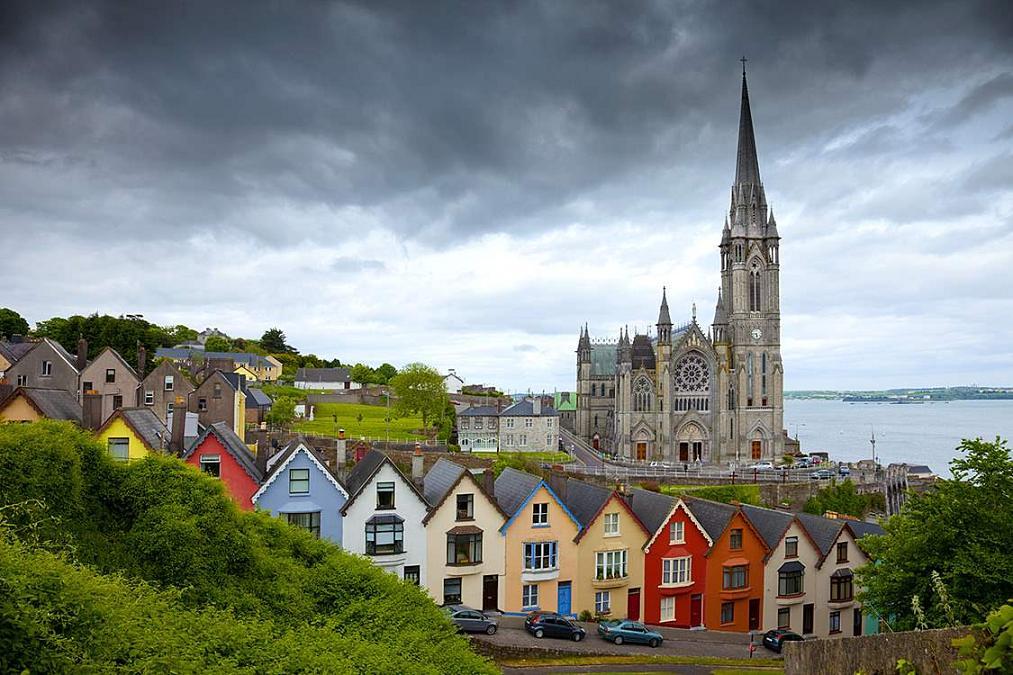 """""""Зеленая"""" страна Ирландия"""