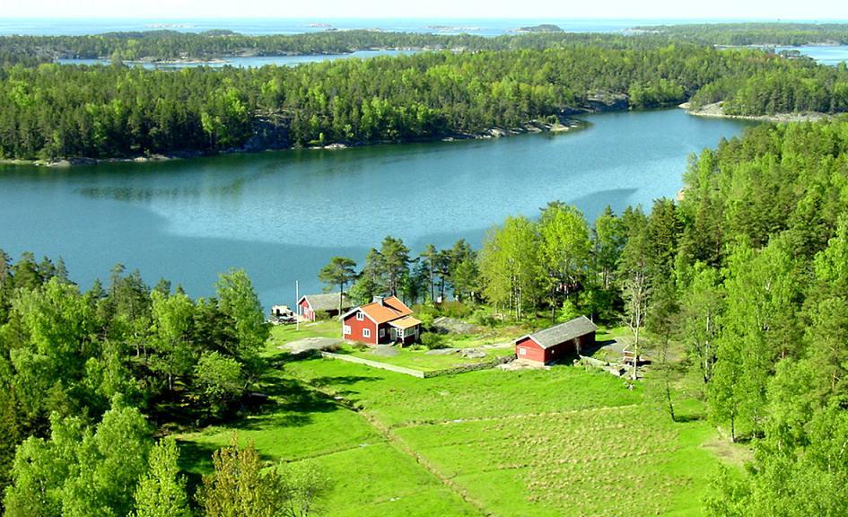 Финляндия: страна свежего воздуха и летнего сезона