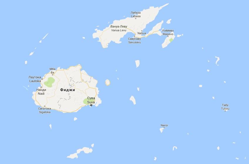 Тихоокеанский остров Фиджи. Что там посмотреть.