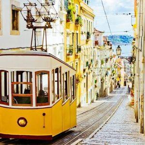 Интересная прогулка по Лиссабону