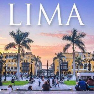 Путеводитель по королевскому городу —  Лима (Перу)