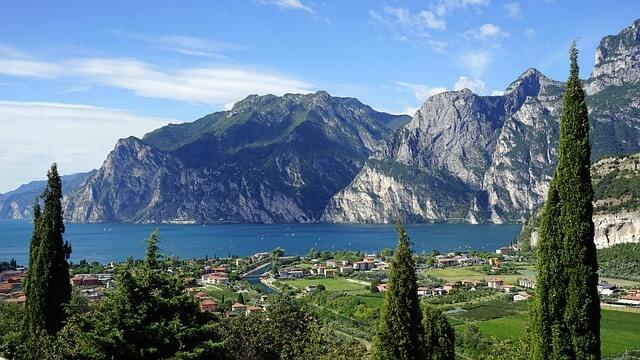 Озеро Гарда. Гарда – райский уголок Италии