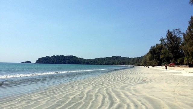 Лучшие пляжи Таиланда