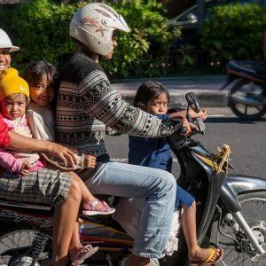 Самый густонаселенный остров Индонезии – остров Ява