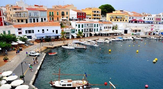 Менорка (Испания)– остров тишины и свободы
