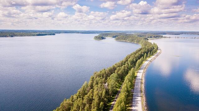 Финляндия – место сказки, красоты и веселья