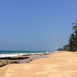 Обзор 5 пляжей острова Шри-Ланка. (февраль 2018)