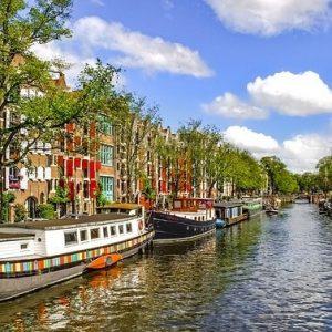 Прогулка по достопримечательностям Амстердама